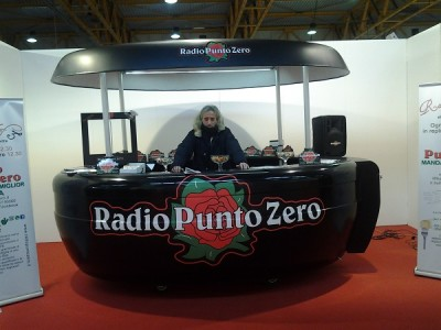 radio punto zero in supporto a ail